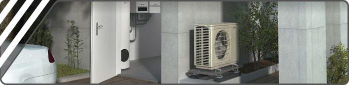 Hybride warmtepomp nefit