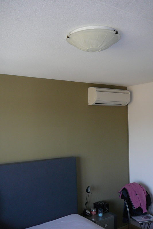 Wisselo airconditioning verwarming airco for Airco slaapkamer
